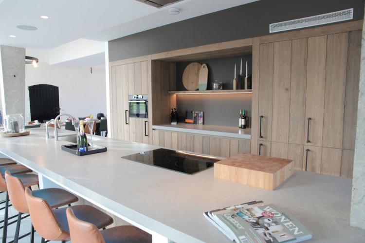 Groot Hof ter Zand - Nederland - Zeeland - 24 personen - keuken