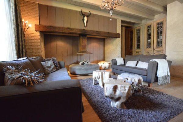 La Grande Maison Douce - Nederland - Noord-Brabant - 16 personen - woonkamer