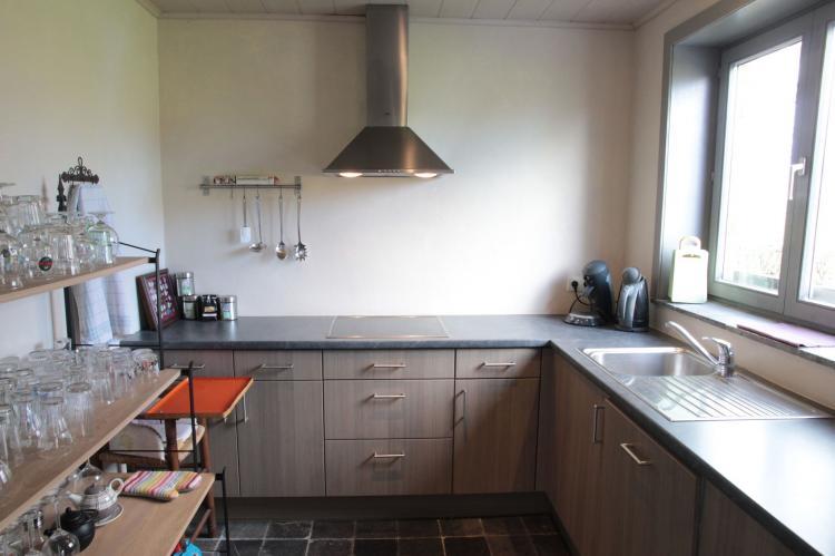 Boerderij Meeuwenoord - België - West-Vlaanderen - 16 personen - keuken