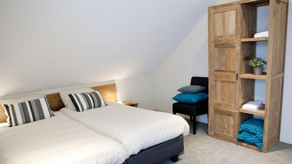 Groepsaccommodatie 28111 - Nederland - Drenthe - 34 personen - slaapkamer