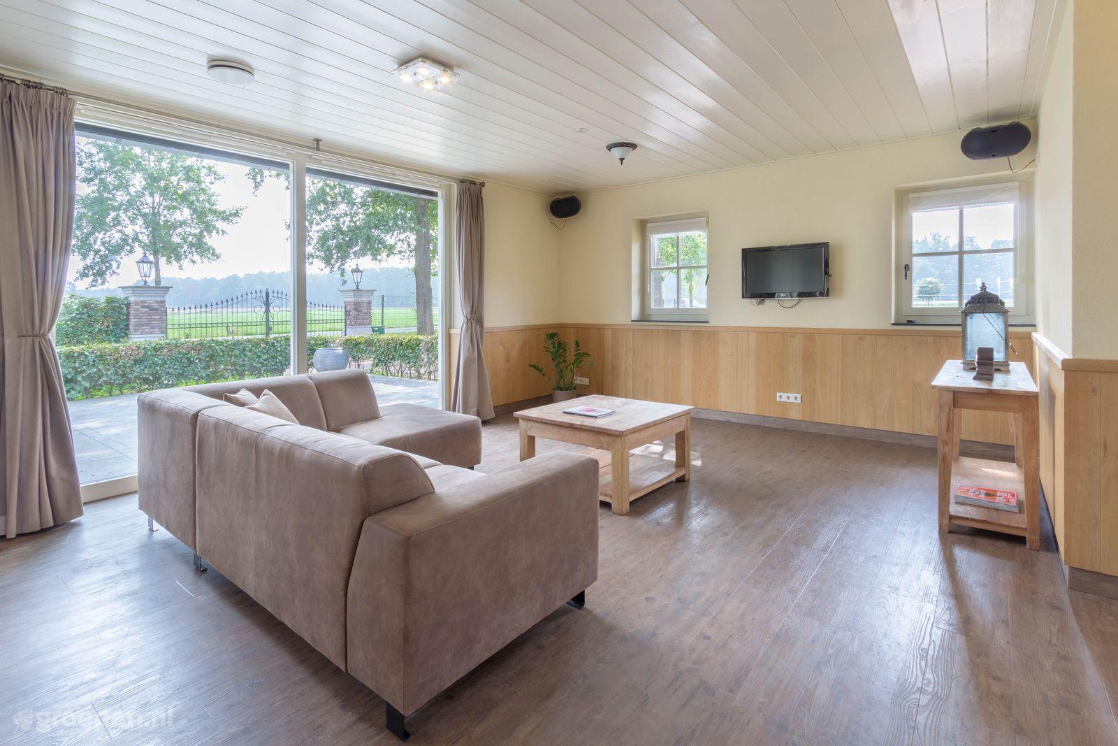 Vakantieboerderij Hapert - Nederland - Noord-Holland - 42 personen - woonkamer