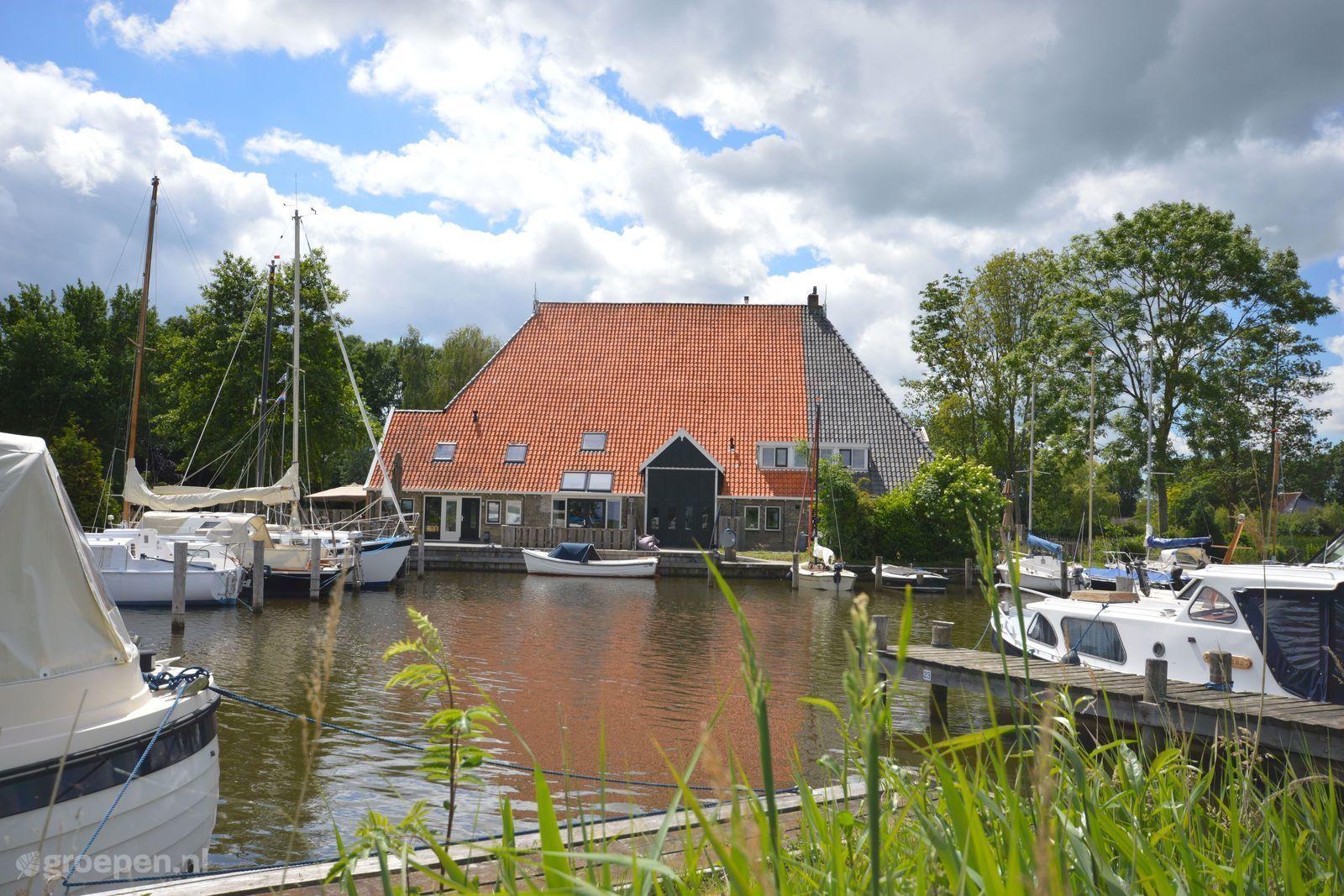 Groepsaccommodatie Boornzwaag - 18 personen - Nederland - Friesland - Boornzwaag